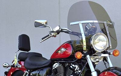 Classic Windshield for Honda Shadows (VT1100C-750ACE-1100ACE)