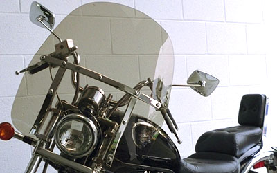 Classic Windshield for Suzuki Intruder 1400-S83
