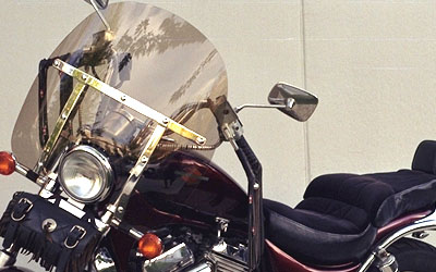 Classic Windshield for Suzuki Intruder(VS800-750-700)-S50