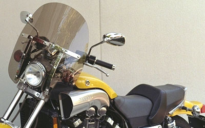 Classic Windshield For Yamaha VMAX (86-07)
