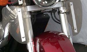 Classic Lowers for Honda VTX1800-Valkyrie