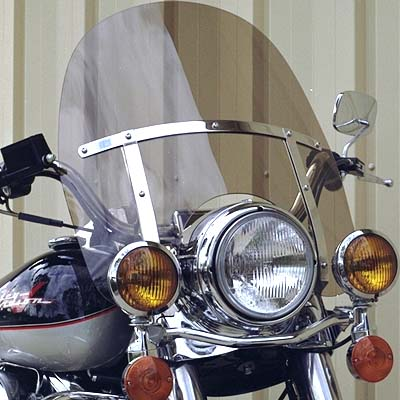 Road King FLHR Replacement Windshield