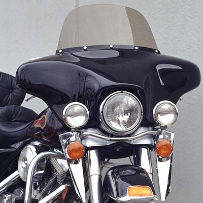 FLHT-C-U (86-95) Batwing Replacement Windshield