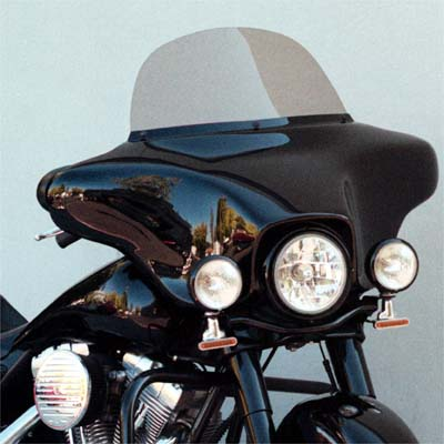 FLHT-C-U (96-13) Batwing Replacement Windshield