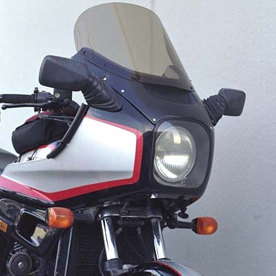 CBX-Sabre Windshield System