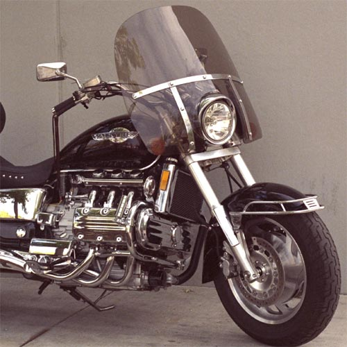 Rifle Classic SS Windshield forHonda Valkyrie