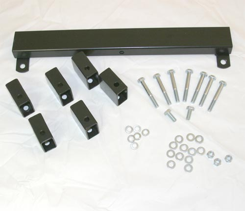 "Suzuki Samurai 2"" Seat Lift Kit by Rifle (SJ410-SJ413)"