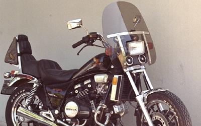 Classic Windshield for Honda Magna 750C-1100C