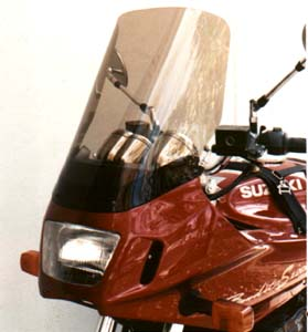 Bandit 600S(-'99) 1200S Replacement Windshield