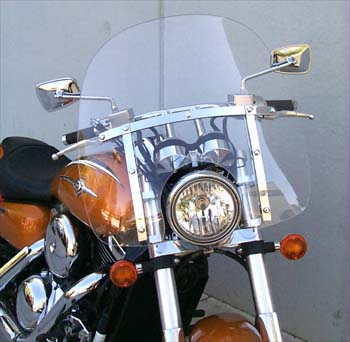 Classic L Windshield for Marauder 1600-M95