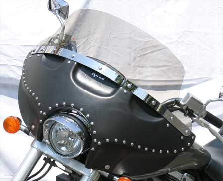 Cruise Tour Fairing Kawasaki Mean Streak