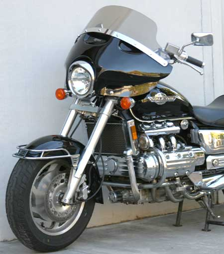 Rifle Cruise Tour(tm) fairing on Honda Valkyrie