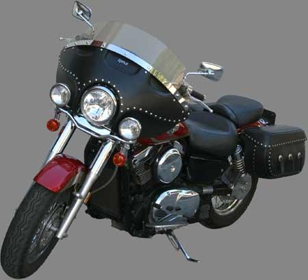 rifle cuise tour motorcycle fairing for kawasaki vulcan classic