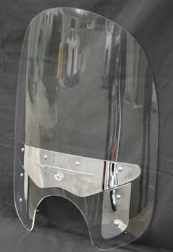 Yamaha Road Star Silverado-Standard Replacement Windshield