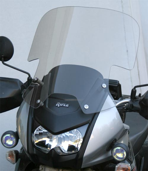 Rifle Fairings Kawasaki KLR 650 Windshield System (2008-)