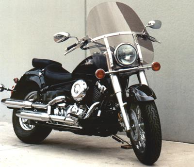 Classic Windshield for Yamaha V-Star Classic(650)