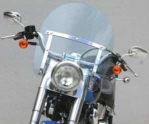 Rifle Classic II Detachable on Harley-Davidson Heritage