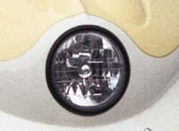 Diamond Cut Headlight