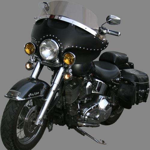 Cruise Tour Detachable Fairing Harley-Davidson FLS Softails (FLSTC