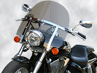 Rifle Classic Windshields for Honda