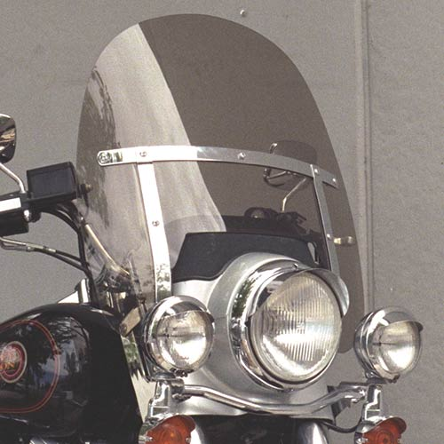 Harley Davidson Windshields >> Flhs Electra Glide Sport King Size Replacement Windshield