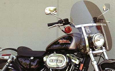 Classic Windshield (XL Custom-FXLR)