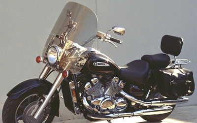 Classic SS Windshield for Yamaha Road Star-Royal Star