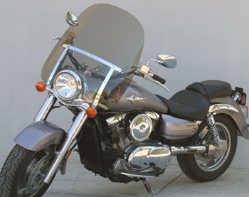 Classic L Windshield for Vulcan 1600