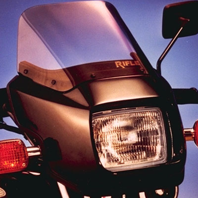 Nightflight Fairing for Rectangular Headlight
