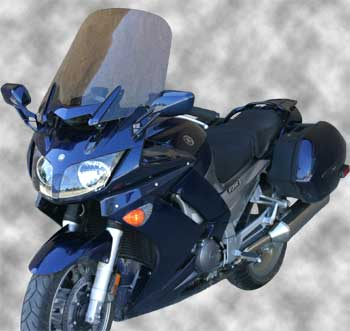 Yamaha FJR 1300 Replacement Windshield System (06-12)