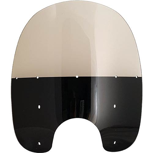 Detachable King-Size Heritage FLHC-S Replacement Windshield 2018-